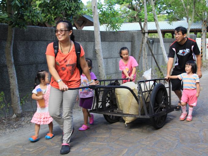 羅東自然教育中心:林場開麥拉