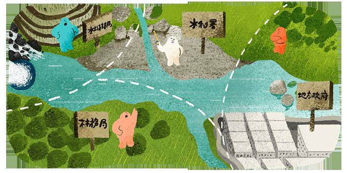 從河說起:來去溪邊走一走