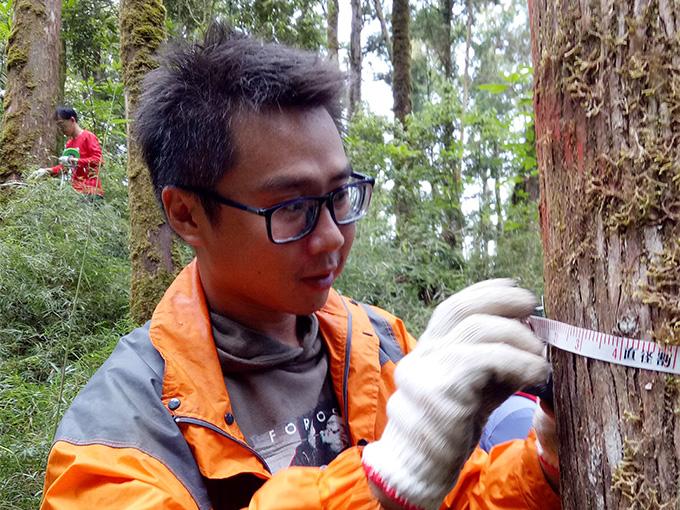 羅東自然教育中心:森林關鍵報告