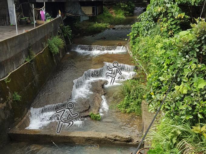 從河說起:龜壽谷溪極限夏令營