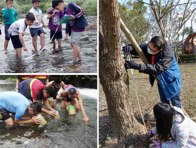 羅東自然教育中心:森林教學工作坊