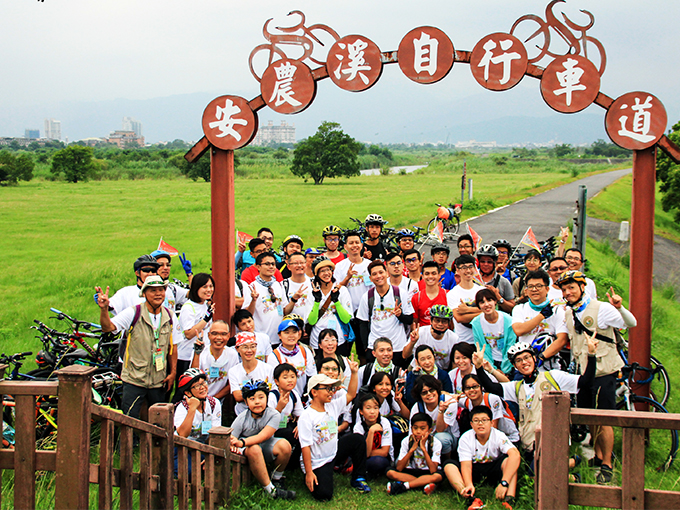 羅東自然教育中心:林鐵溯源花絮