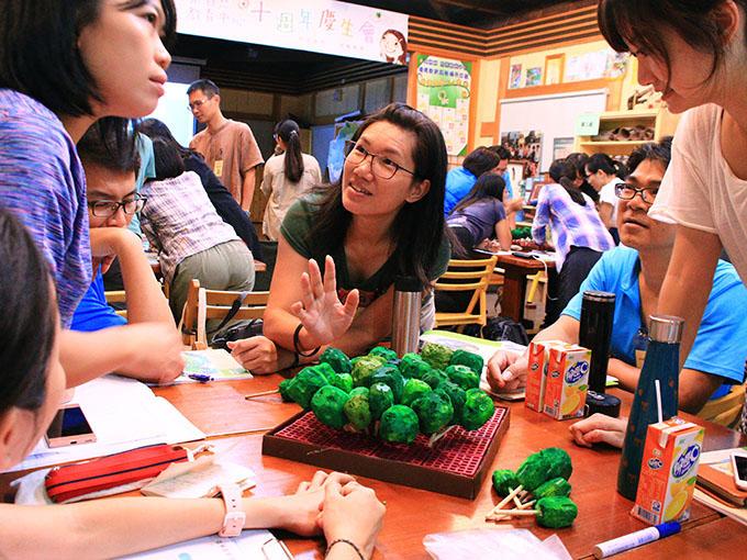 羅東自然教育中心:學森林-花絮