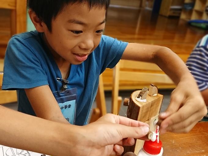 羅東自然教育中心-木童玩不只DIY