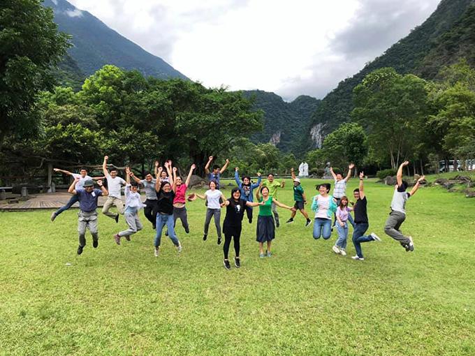 蘭陽環境學習中心俱樂部-花蓮參訪